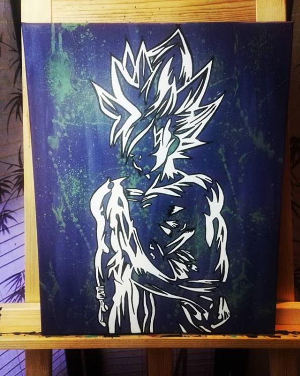 Goku reverse